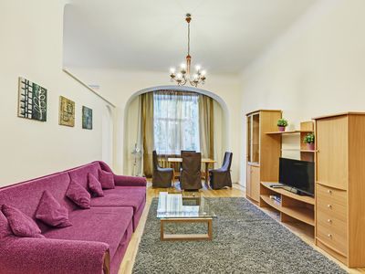 Apartment RIGAAPARTMENT In Riga Centre for 6 or 7 People