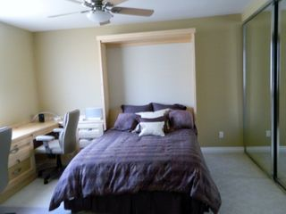 La Quinta house photo - Custom Murphy bed, new Sealy mattress. Queen, sleeps great.