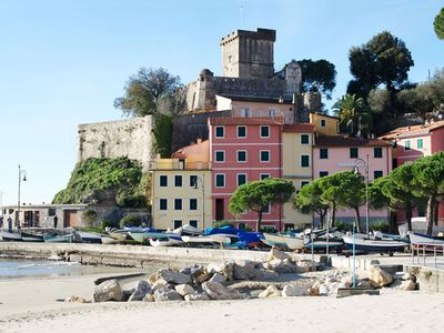 App. To Castello San Terenzo of Lerici