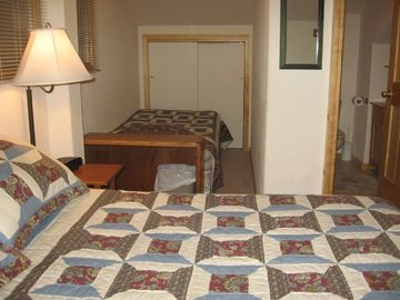 Bedroom 5 - Double, Twin, and half bath