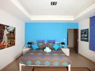 Terres Basses villa photo - bedroom1