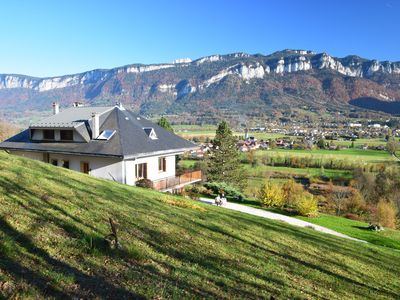 Cottage in Chartreuse, beautiful view, calm and comfort