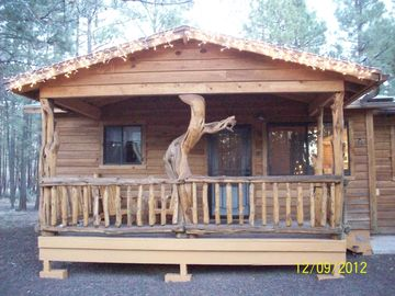 Pinetop cabin rental - Starbright Pines