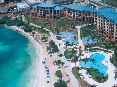 Breathtaking views, beautiful sandy beaches, great pools