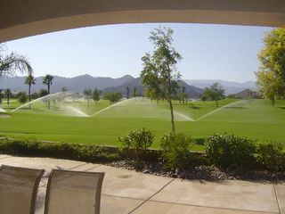 Indio house photo - West Facing Views of Golf Course Mountains Sunset