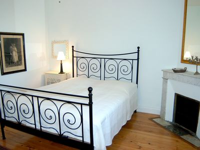 Biarritz house rental - Spanish room