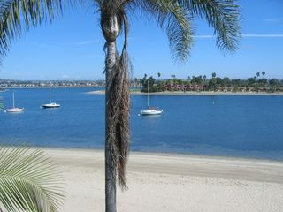 Mission Beach condo photo - 180 Degree Views of the Bay!