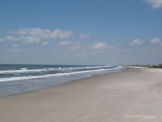 Oak Island house photo - Our beach is never crowded