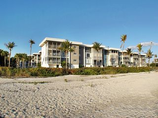 Sanibel Island condo photo - Island Beach Club viewed from the Beach