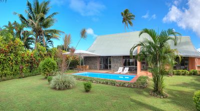 Paradise In Lovely Pacific Harbour, Walking Distance To The Beach & Restaurants!