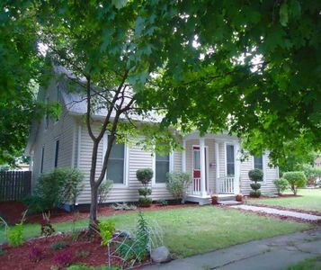 Lake Shelbyville Area Vacation Home