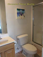 Captains View Villas townhome photo - Full bathroom for Ground Floor suite