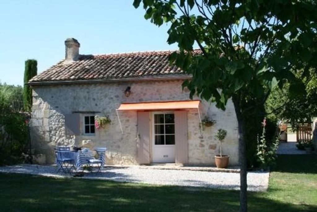 BORDEAUX - SAINT EMILION nearby / 18th STONE HOUSE - HEATED SWIMMING POOL