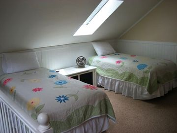 Loft Bedroom, Four Twin Beds