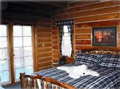 Solitude chalet rental - One of 5 beautiful bedrooms