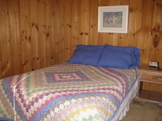 Mount Snow house photo - First floor bedroom