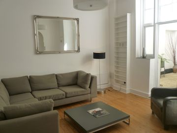 South Kensington apartment rental - Lounge