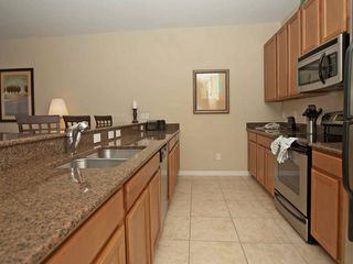 Paradise Palms townhome photo - Granite/stainless kitchen