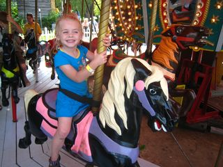 York Beach house photo - Generations Have Enjoyed Riding the Merry-Go-Round