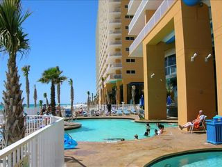 Splash Resort condo photo - Pool Area