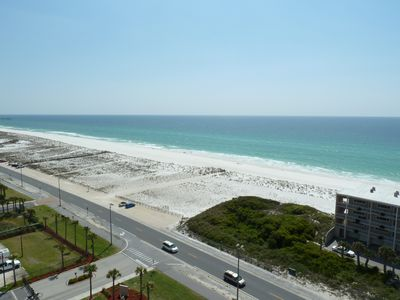 No Credit Card Fees or Booking Fees!  Beautiful Gulf-Front Wrap Around Balcony!