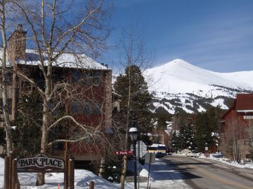 Park Place w/Peak 8 in Background