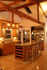 Encinitas house photo - Kitchen w Indoor Grill