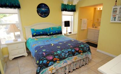 Fort Myers Beach condo rental - Master Bedroom