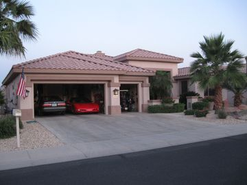 Sun City Grand house rental - Golf cart and auto available if needed