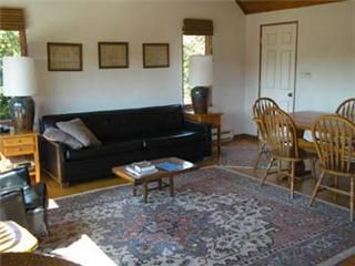 Chappaquiddick house photo - Living Room and Dining