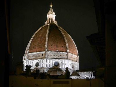 - Luxury - Striking Duomo view - Apartment 1033 Sq. Ft, Elevator Accessible.