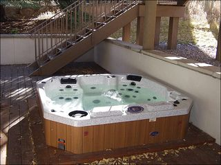 Beaver Creek house photo - Private Outdoor Hot Tub