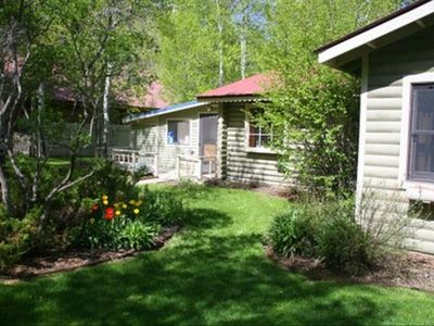 Redstone cabin rental