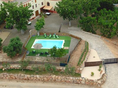 House in the countryside in the Costa Dorada, just 15 minutes from Port Aventura