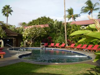 Lahaina condo photo - Spend the day relaxing in the sun next to one of the 2 pools on the property