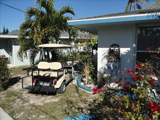 Treasure Cay villa photo - If renting a golf cart