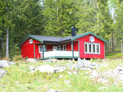Small cottage perfect for a holiday in nature.
