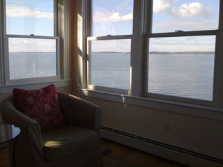 Harpswell cottage photo - Bay Vista