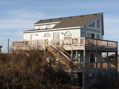 Oceanfront Renovated Home