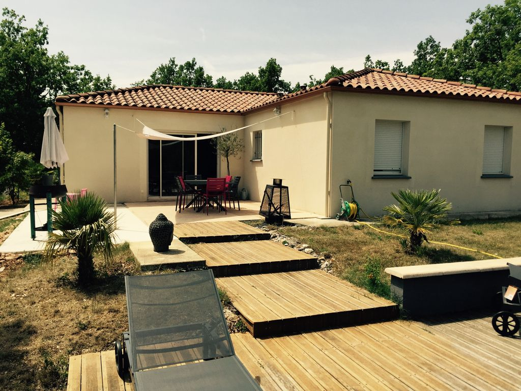 Holiday house, 100 square meters , Lalbenque, Midi-Pyrénées