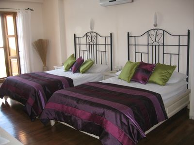 Kalkan villa rental - Large Double Room