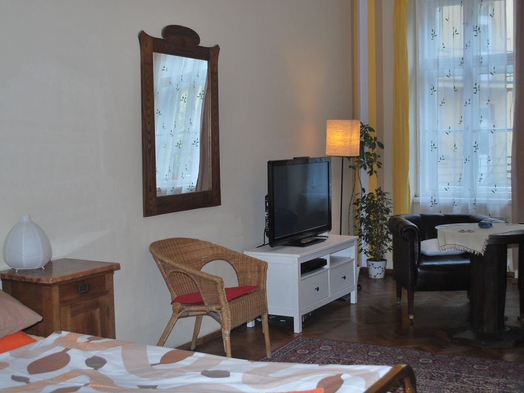 Quiet Apartment in the Heart of the City Center (Free Wi-Fi)