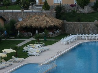 Alanya apartment photo - Bar at the big swimmingpool