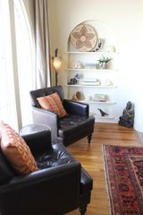 Tucson bungalow photo - Beautiful Built-Ins filled with world treasures to explore