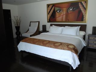 Kamala beach villa photo - Bed room nr 2 lower level