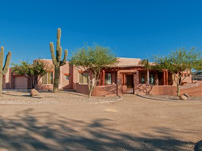 Beautiful Custom Built Home in the Desert