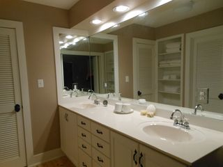 Galveston house photo - Private master bath with shower