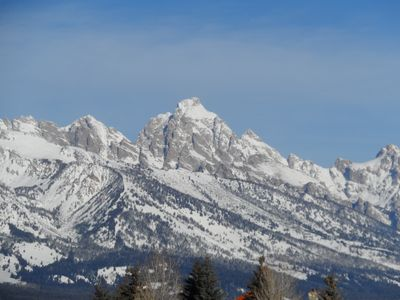 Jackson Hole lodge rental - Happy New Year from Jackson Hole!!