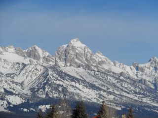 Jackson Hole lodge photo - Happy New Year from Jackson Hole!!