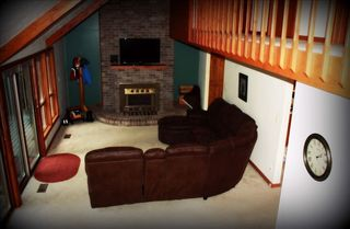 Indian River house photo - Living room